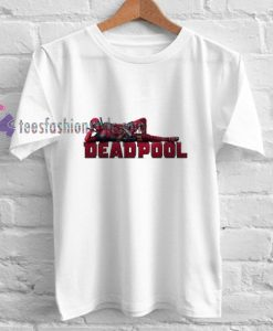 Deadpool Coming t shirt