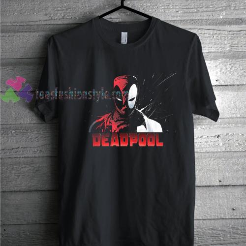 Deadpool Sketch t shirt
