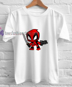 Deadpool Weapon t shirt