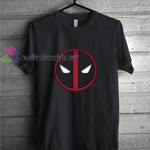 Deadpool Logo t shirt