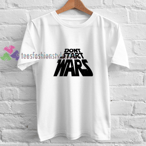 Dont Star Wars t shirt