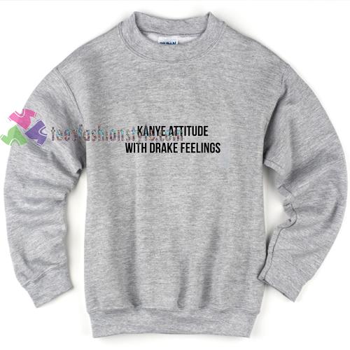 Kanye and Drake Sweatshirt