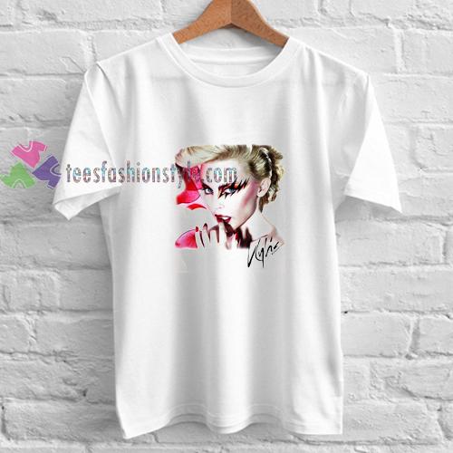 Kylie Minogue Rock t shirt