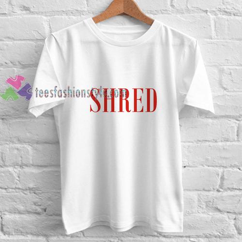 Shared t shirt