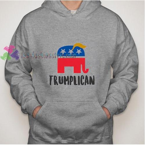 Trumplican hoodie