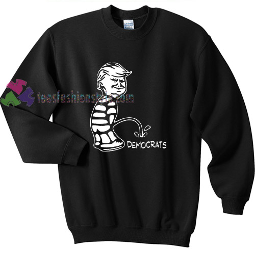 Trump Piss Sweatshirt