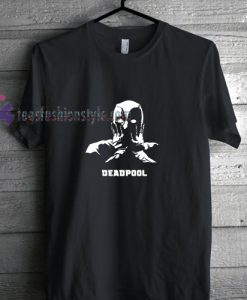 Wow Deadpool t shirt