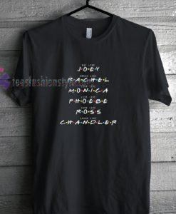 Best Friend TV Series t shirt