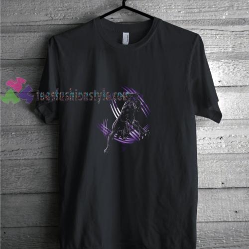 Black Panther Finger t shirt