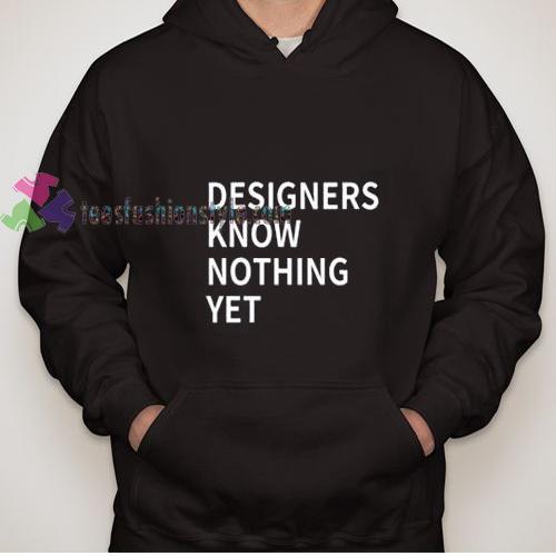 Designers Hoodie