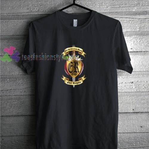 Evil Regal t shirt