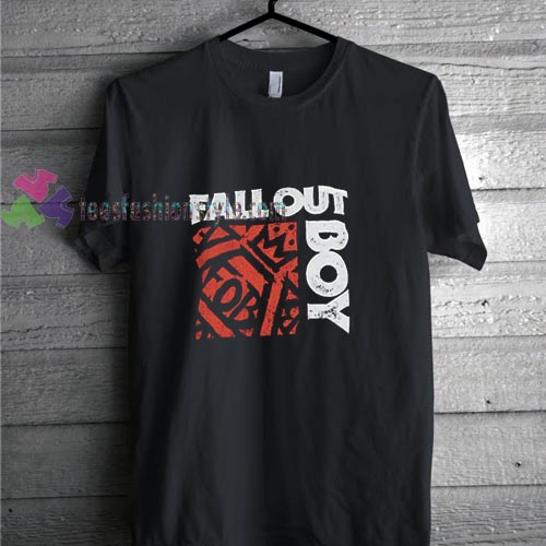 Fall Out Boy Side t shirt