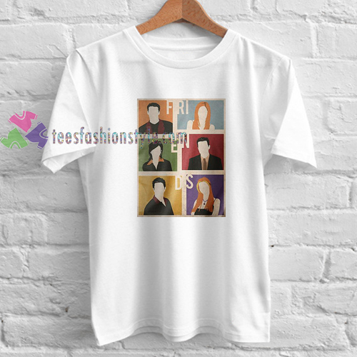 Friends Box t shirt