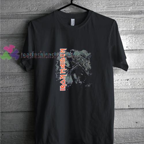Iron Meiden Logo t shirt