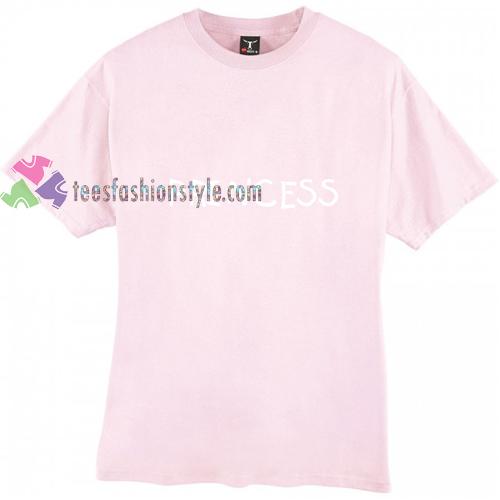 Princess Pink t shirt