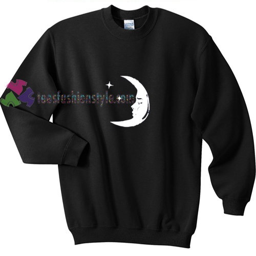 Star Moon Sweatshirt