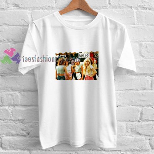 Teenage Girl 1980 t shirt