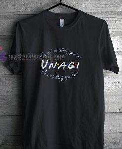 Unagi t shirt