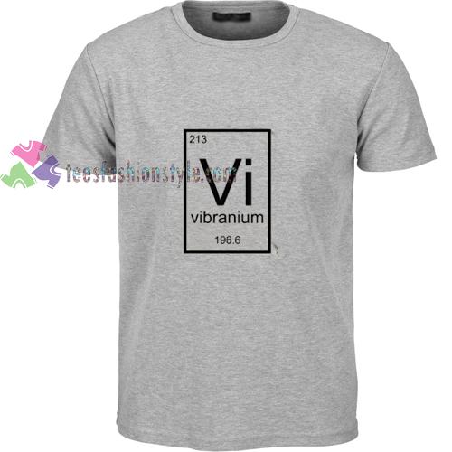 Vibranium Panther t shirt
