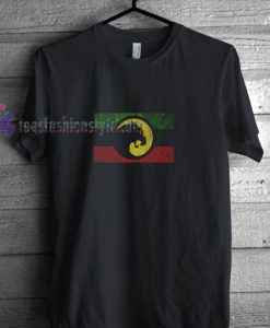 Wakanda Flag t shirt