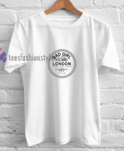 Club London t shirt