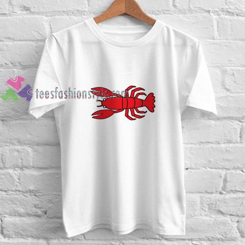 Friends Lobster t shirt