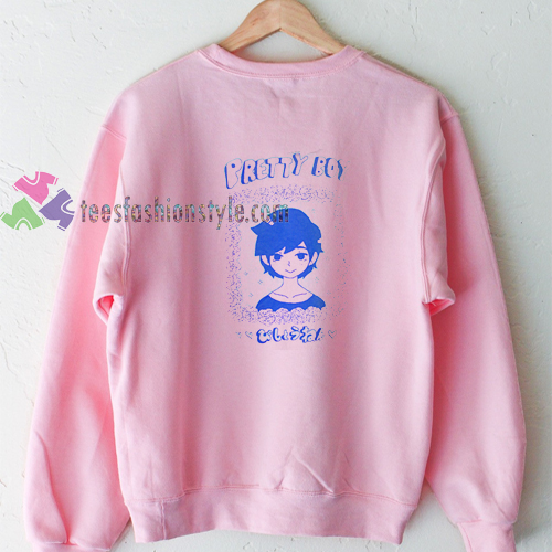 Pretty Boy Sweatshirt