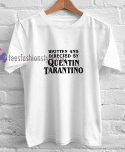 Quentin Terantino t shirt