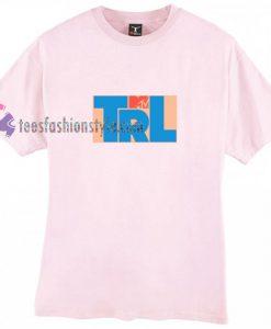 TRL MTV Pink t shirt