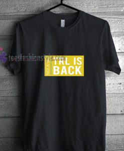 TRL is Back t shirt