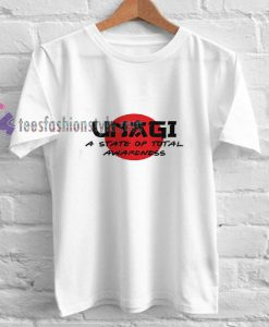 Unagi State t shirt