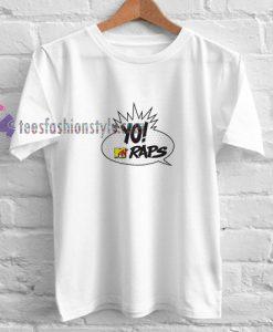 Yoi Raps MTV t shirt