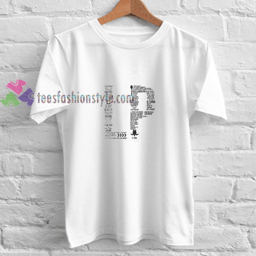 All About Liam Payne t shirt