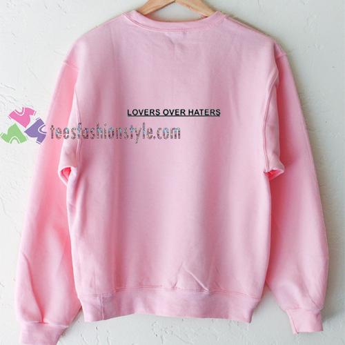 Lovers Over Sweatshirt
