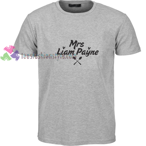 Mrs Liam Payne t shirt