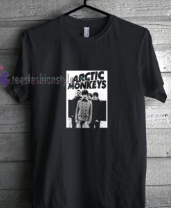 Arctic Monkeys Old t shirt