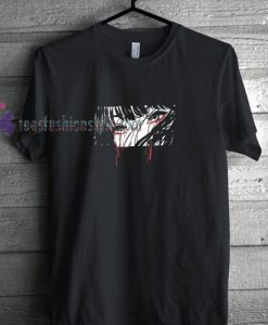 Crying Blood t shirt