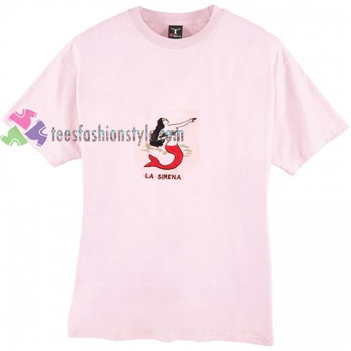 La Shirena t shirt