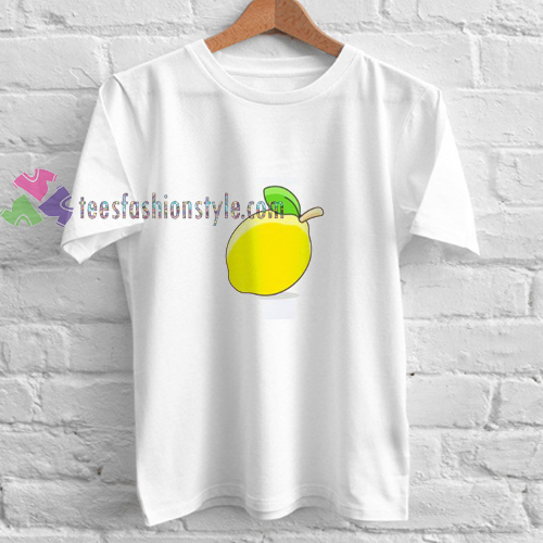 Lemon Fruit t shirt