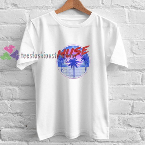 Muse Spring t shirt