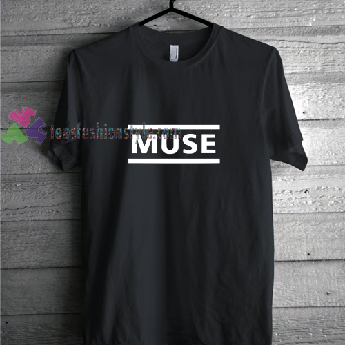 Muse Stage Black t shirt