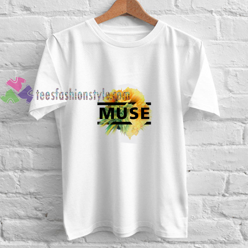 Muse Yellow t shirt