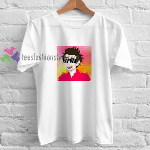 Panic Cartoon t shirt