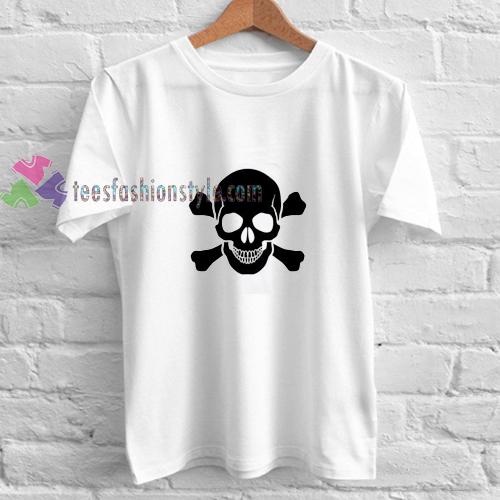 skull graphic t shirts