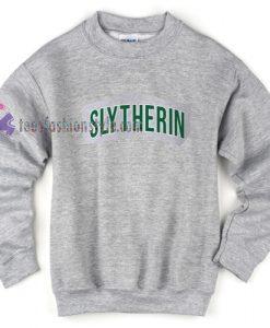 Slytherin Green Sweatshirt