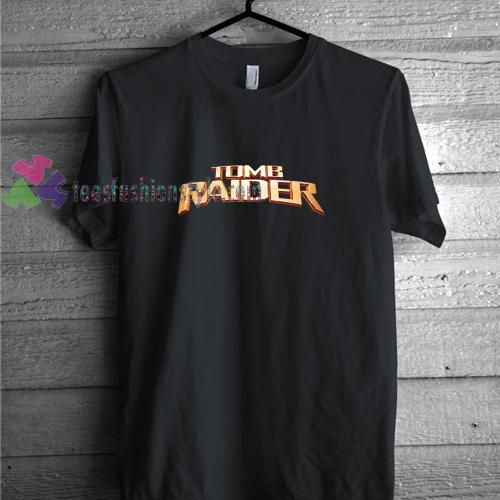 TR Gold Logo t shirt