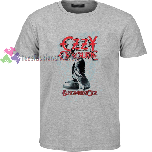 Blizzard Of Ozz t shirt