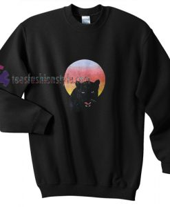 Cat Hallowen Sweatshirt