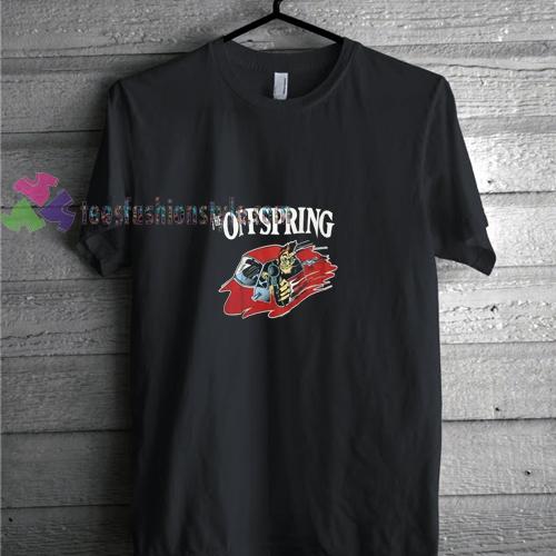 The Offspring Guns t shirt