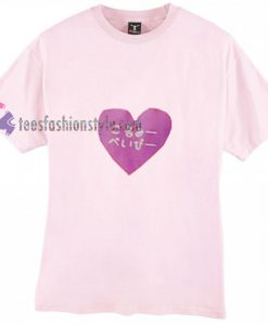 Heart Kawaii t shirt
